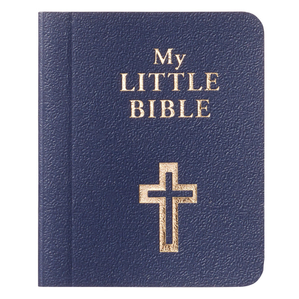 My Little Bible : Navy Blue ORDER IN 5s