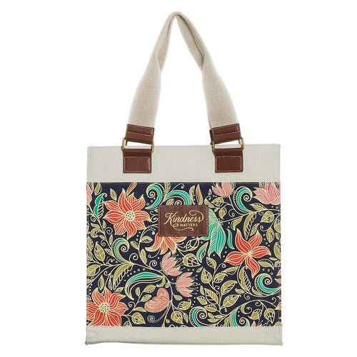 Kindness Matters Canvas Tote Bag