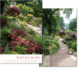 Notecards : The Rock Garden RHS (W136BLT)