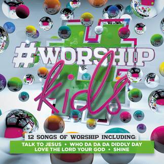#Worship: Kids CD - KI Gifts Christian Supplies