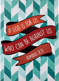 If God is for Us - Padfolio - KI Gifts Christian Supplies