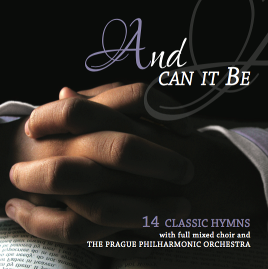 And Can it Be : 14 Orchestral Hymns CD - KI Gifts Christian Supplies