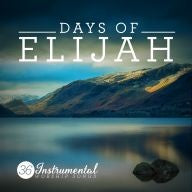 Days of Elijah Instrumental 2 CD - KI Gifts Christian Supplies