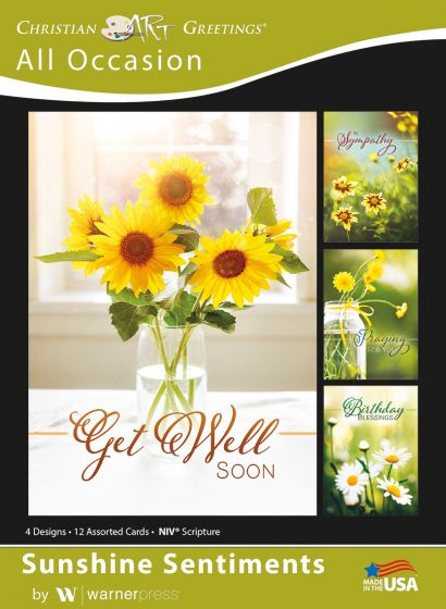 Boxed Card - All Occasion : Sunshine Sentiments