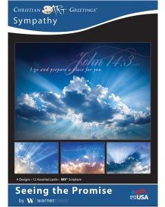 Boxed Card - Sympathy : Seeing the Promise