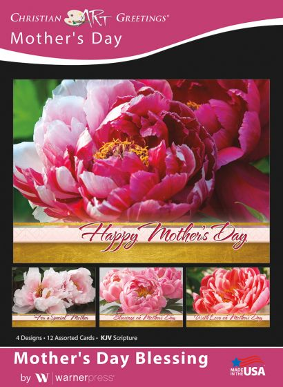 Boxed Card - Mother's Day : Mother's Day Blessing