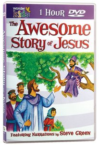 Awesome Story Of Jesus DVD - KI Gifts Christian Supplies