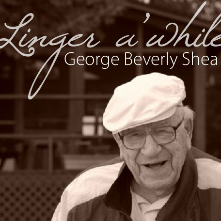 Linger A'While CD (George Beverley Shea) - KI Gifts Christian Supplies