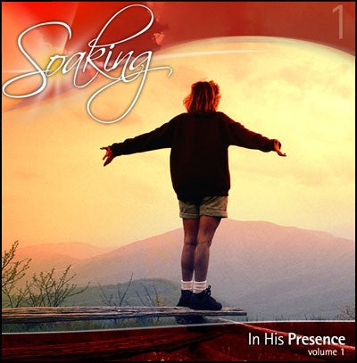 Songs For Soaking Vol 1 - In His Presence - KI Gifts Christian Supplies