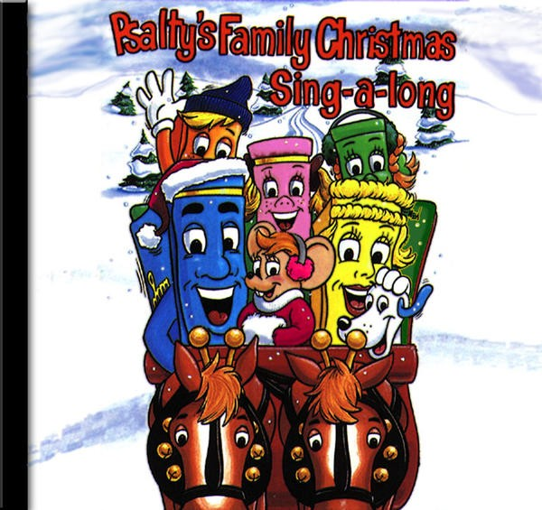 Psalty's Family Christmas Sing-a-long CD - KI Gifts Christian Supplies