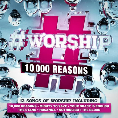 #Worship : 10,000 Reasons CD - KI Gifts Christian Supplies