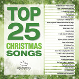 Top 25 Christmas Songs - KI Gifts Christian Supplies