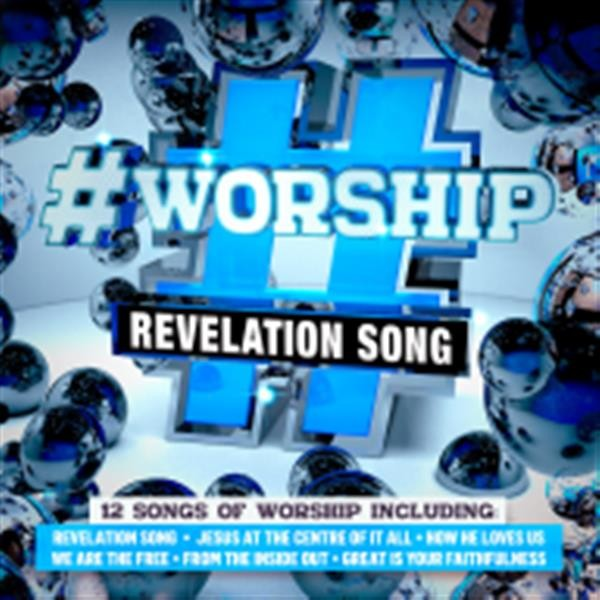 #Worship : Revelation Song  CD - KI Gifts Christian Supplies