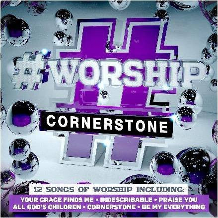 #Worship : Cornerstone CD - KI Gifts Christian Supplies