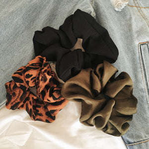 Trio Bella Hair Scrunchies