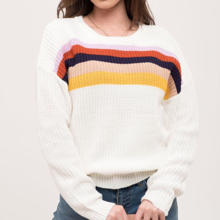 Fall Feeling Sweater