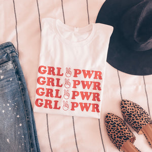 Girl Power Tee 🙌🏼