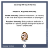 Innate vs. Acquired Immunity. Innate Immunity: Defense mechanisms in the body that respond immediately to all antigens. Acquired Immunity: Body produces antibodies in response to a specific antigen through the action of B and T lymphocytes.