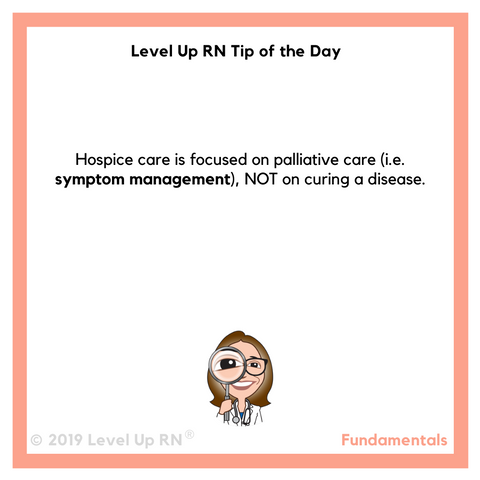 Hospice Care Tip of the Day