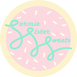 sarmie sisters sweets logo