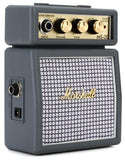 Marshall 1-watt Battery-powered Micro Amp - Classic MS-2C