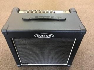 Kustom 12 Gauge Amplifier - Used