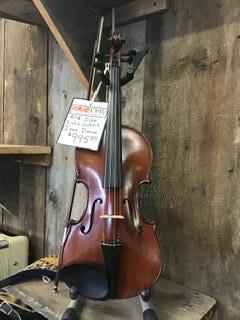 Ivan Dunner 4/4 Violin Outfit -Used
