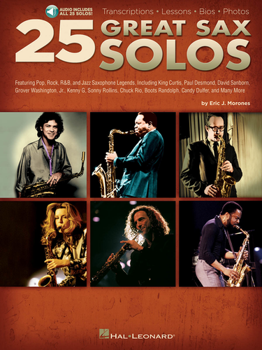 25 Great Sax Solos