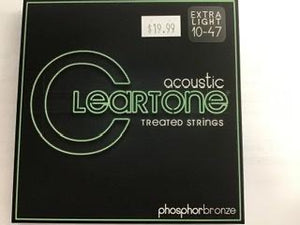 Cleartone 7411 Guitar Strings 11 52
