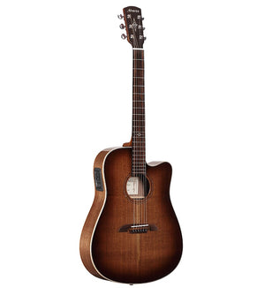 Alvarez ADWS77CESHB Elite Slim Acoustic Electric Cutaway Guitar
