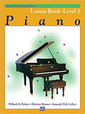 Alfred's Basic Piano Library Bk 3