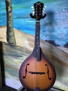 Recording King RAM3TS Mandolin