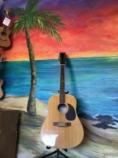 Bridgecraft 12 String Guitar - Used