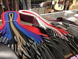 GHS Nylon Guitar Strap all colors - A8