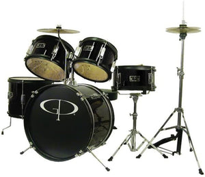 GP GP55BK Complete 5pc Junior Drumset