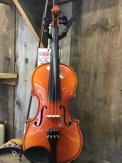 Becker 4/4 Violin Outfit USED