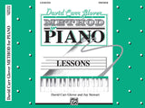 Glover Method for Piano Lessons: Primer