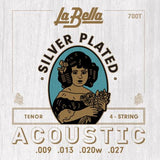 La Bella 700T Light Tenor Guitar Strings