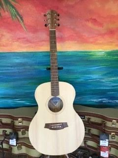 Cole Clark Acoustic/Electric Guitar CCAN1EBM