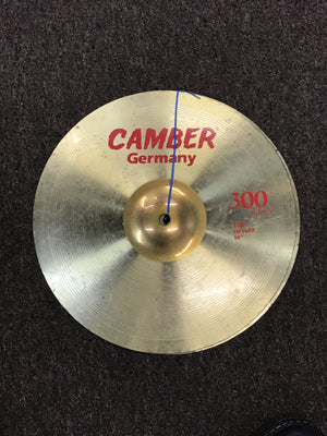 Camber 300 Series 14in Hi Hat Set USED