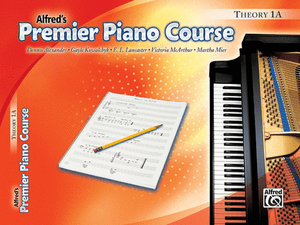 Alfred's Premier Piano Course Theory Level 1A