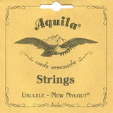 Aquila Baritone/Low G Ukulele Strings-AQB2