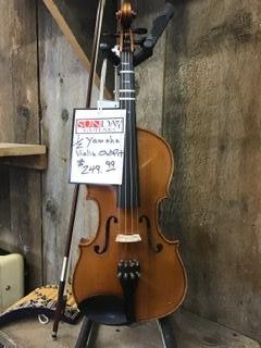 Yamaha 1/2 Violin Outfit USED