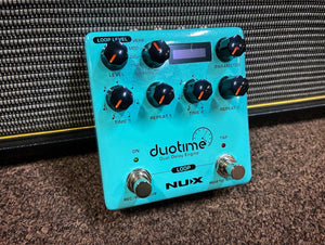 NUX NDD6 Duotime Delay Engine