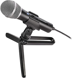Audio Technica ATR2100XUSB Cardioid Dynamic Microphone
