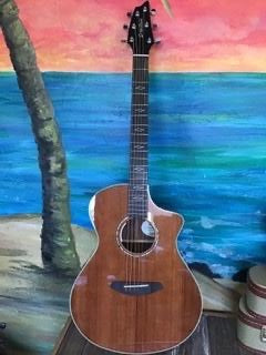 Breedlove Legacy Concert A/E Guitar w/OHSC - Used