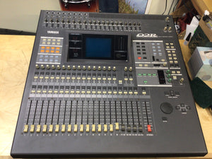 Yamaha O2R Powered Mixer USED