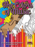 The Colors of Music TS571 A Musical Coloring Book
