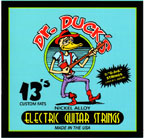 Dr. Duck's 13's Custom Fats 13-54 Electric Guitar Strings