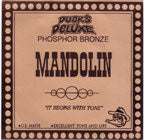 Duck's Deluxe Mandolin Strings